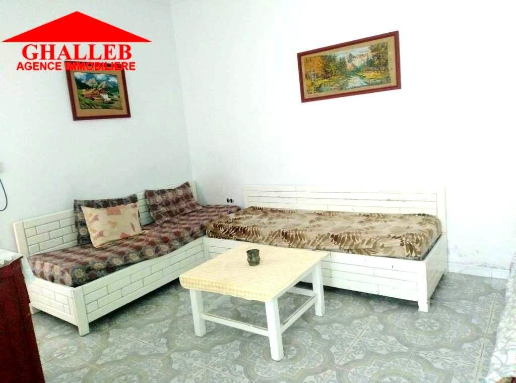 Appartement s+2 plein centre hammamet ad