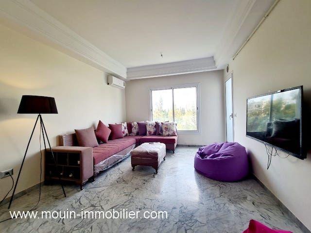 Appartement pinky a hammamet