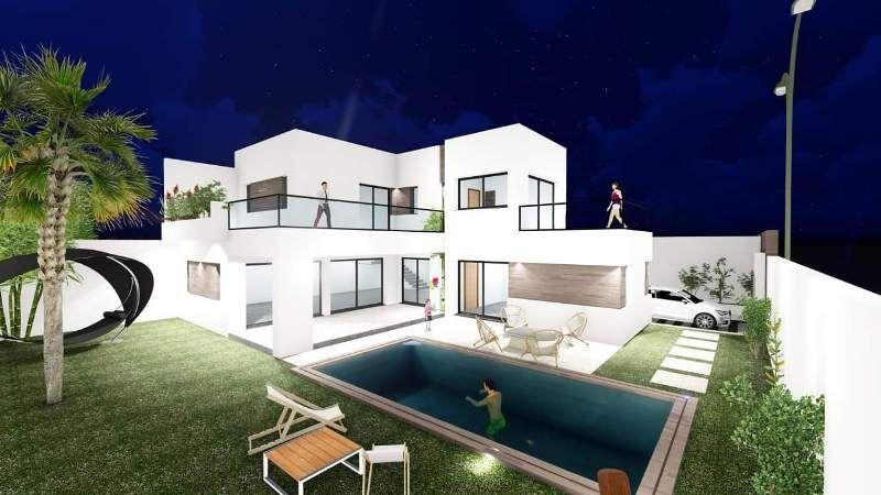 Villa afef réf:  villa pour la vente