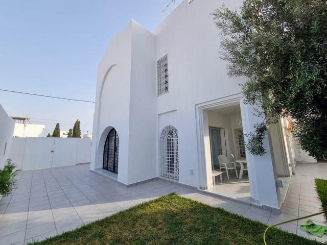 Villa caprice référence hammamet villa avec jardin