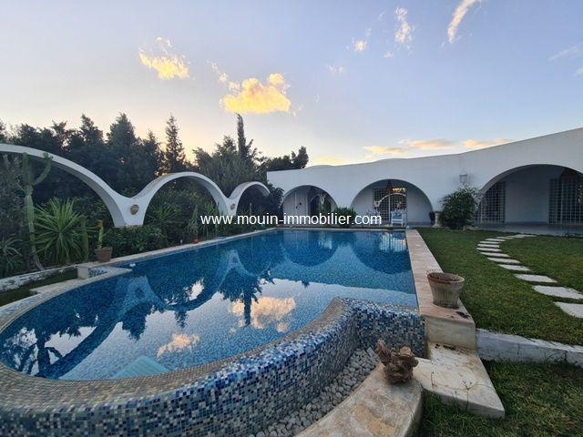 Villa souzane hammamet route birebouegba a