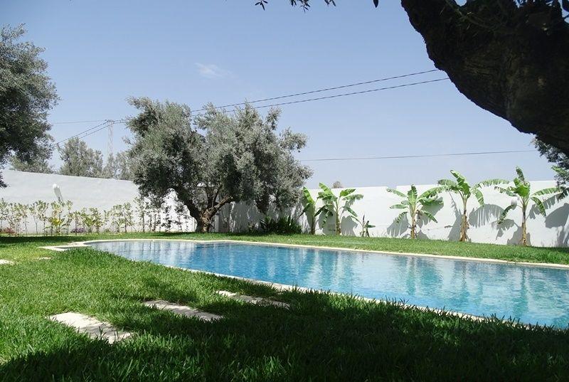 Villa cuivre hammamet une belle villa