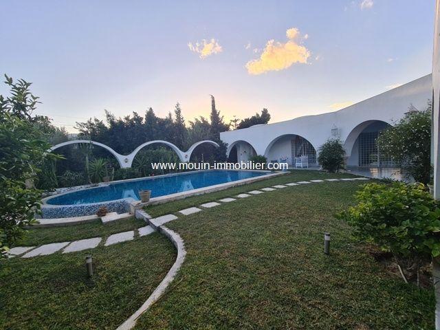 Villa souzane av à hammamet