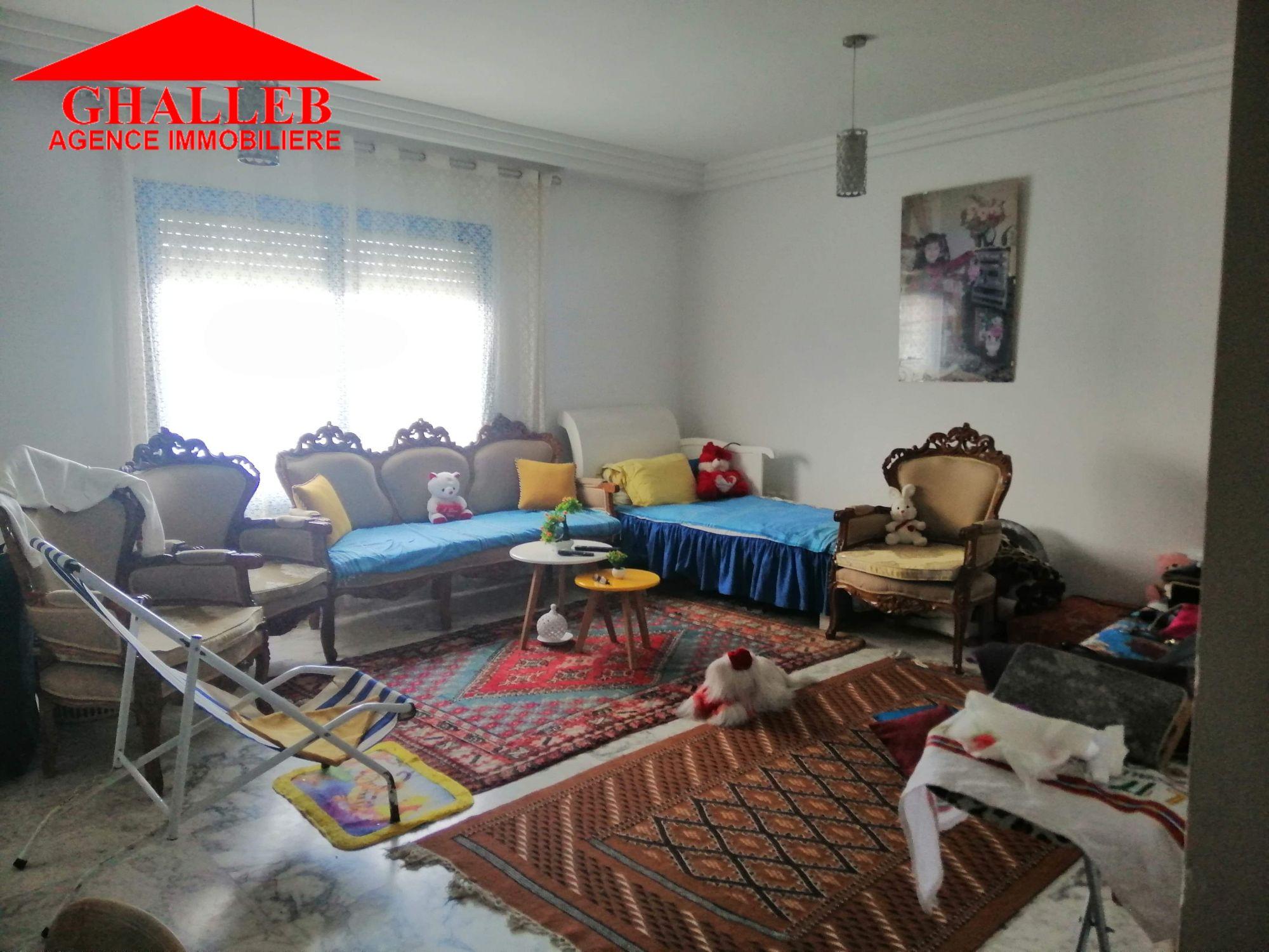 Un très beau appartement s+1 av afh hammamet nord en promotion