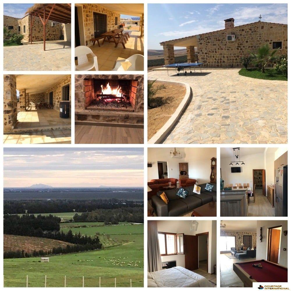 Superbe villa de rêve 6890 de terrain avec une vue panoramique