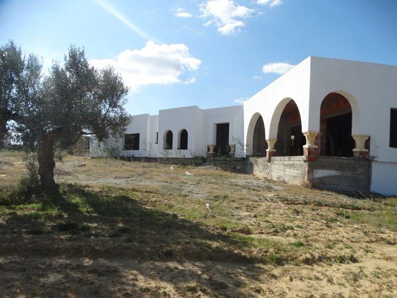 Villa tatiana réf:  vente villa inachevée