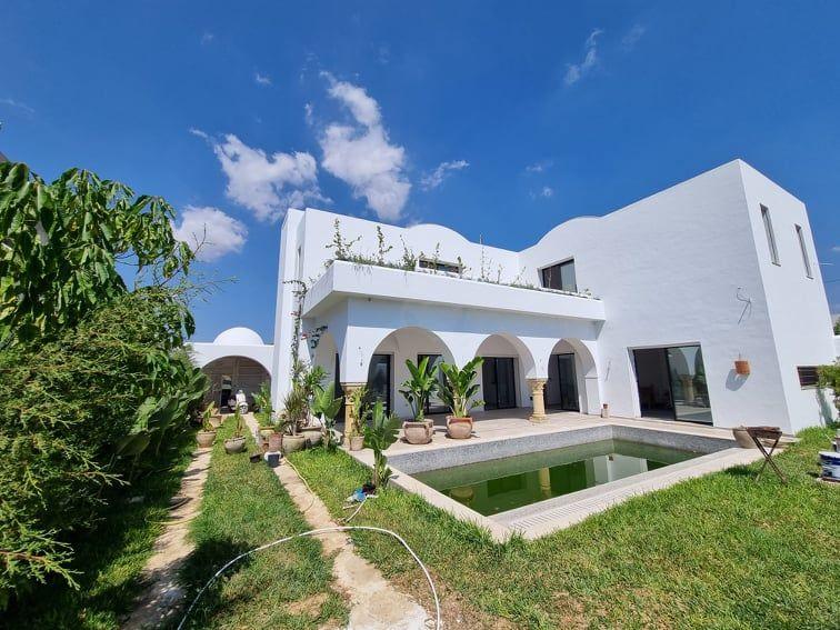 Villa pivoine réf:  location annuelle