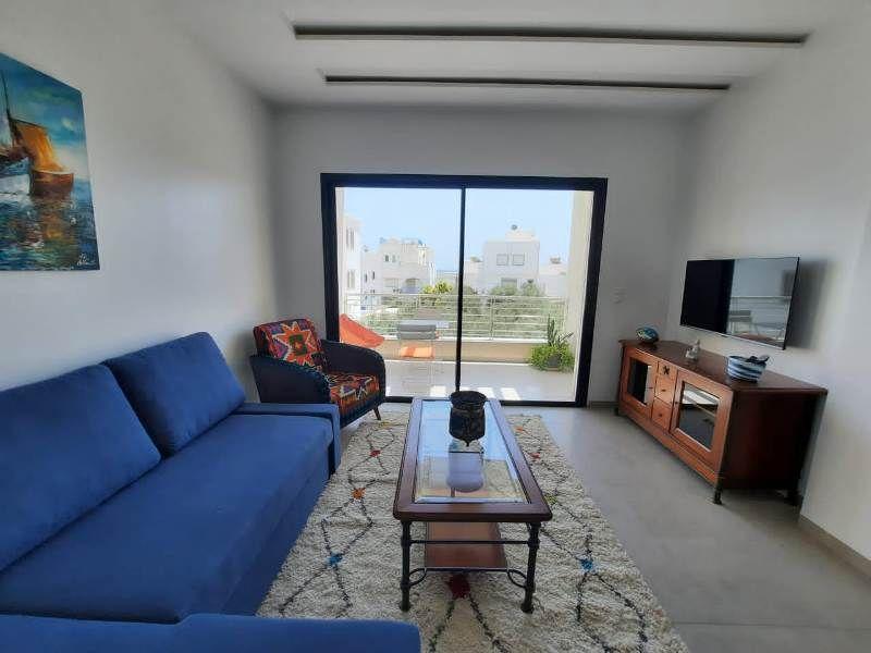 Appartement yousri 1réf:  vue mer