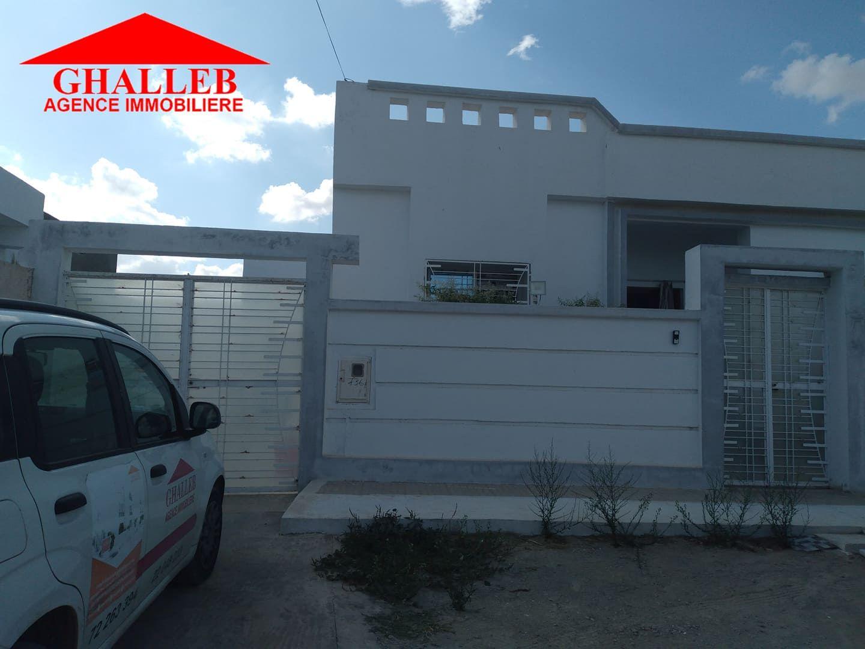 Une maison sur terrain de 200m² a dwikhla g