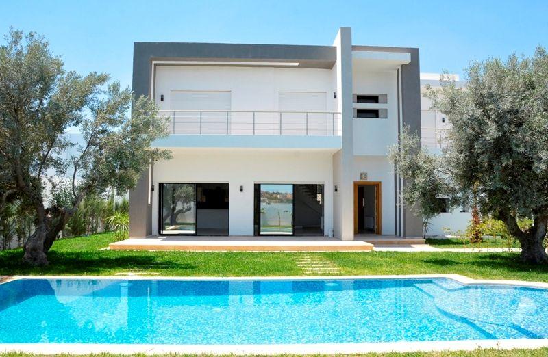 Villa escale réf:  vente villa à hammamet