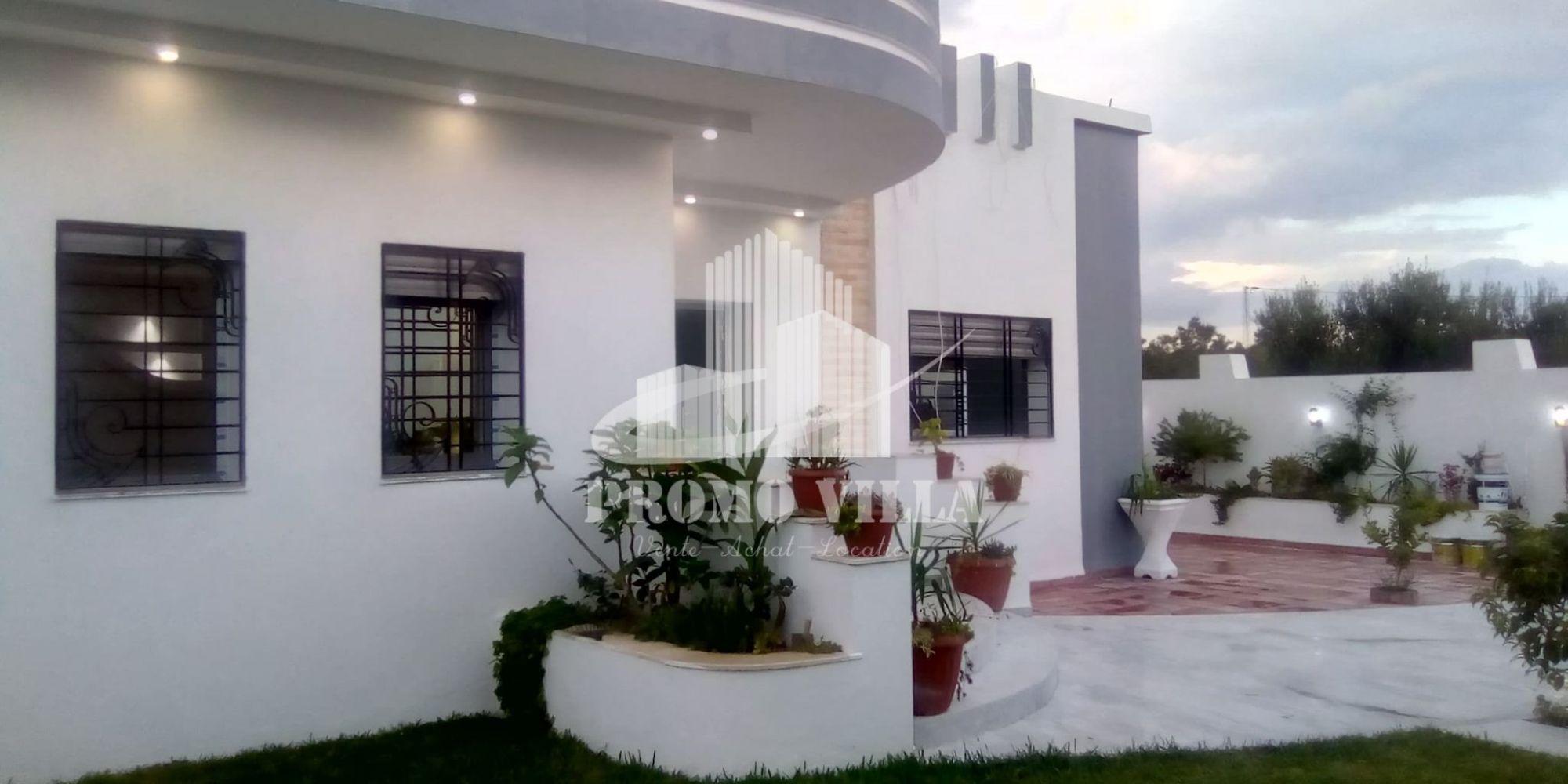 Villa neuve a vendre proche du sud