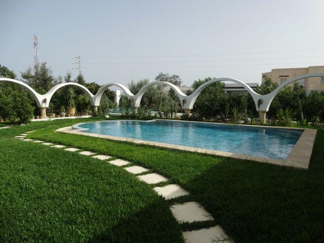 Villa des arcsréf:  villa avec piscine