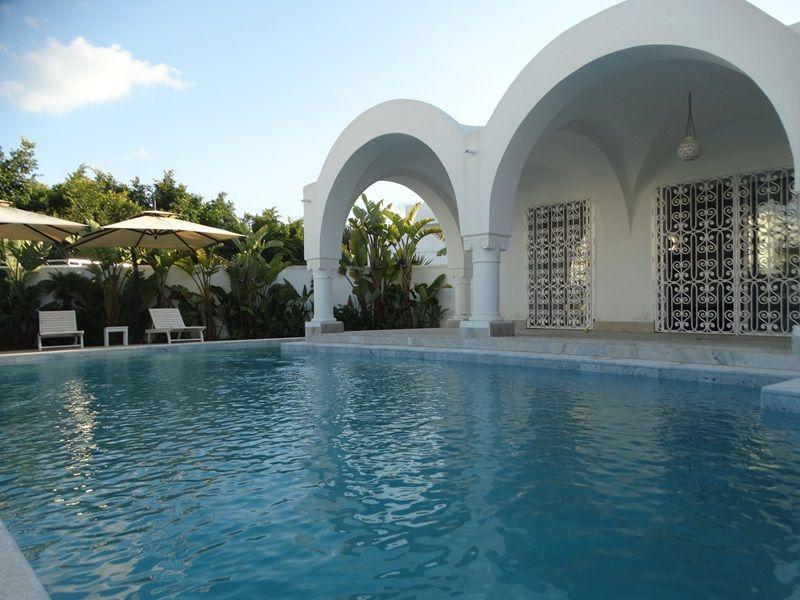 Villa sandraréf:  location à l'année