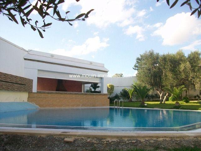 Villa patricia ii hammamet sud a