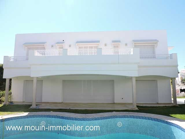 Villa julia ii yasmine hammamet a