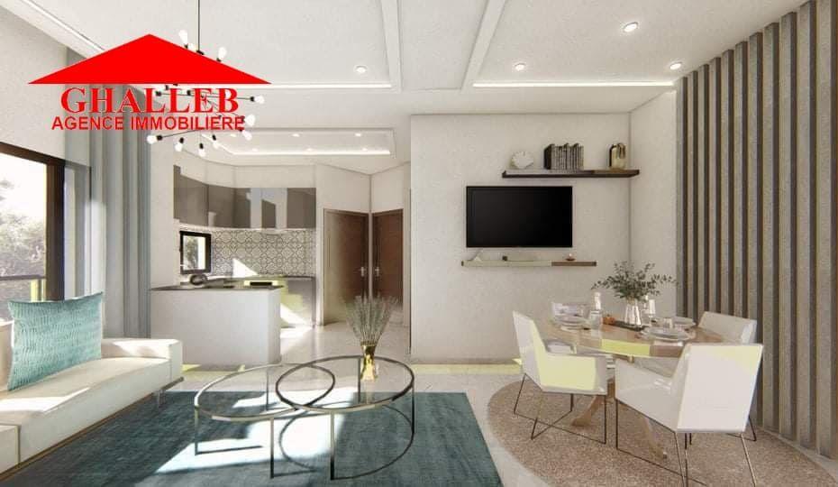 Un appartement moderne a hammamet g