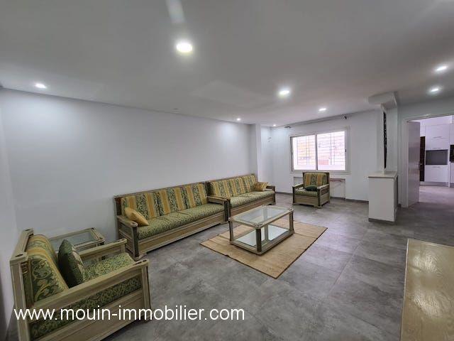 Appartement arnaud al à hammamet centre
