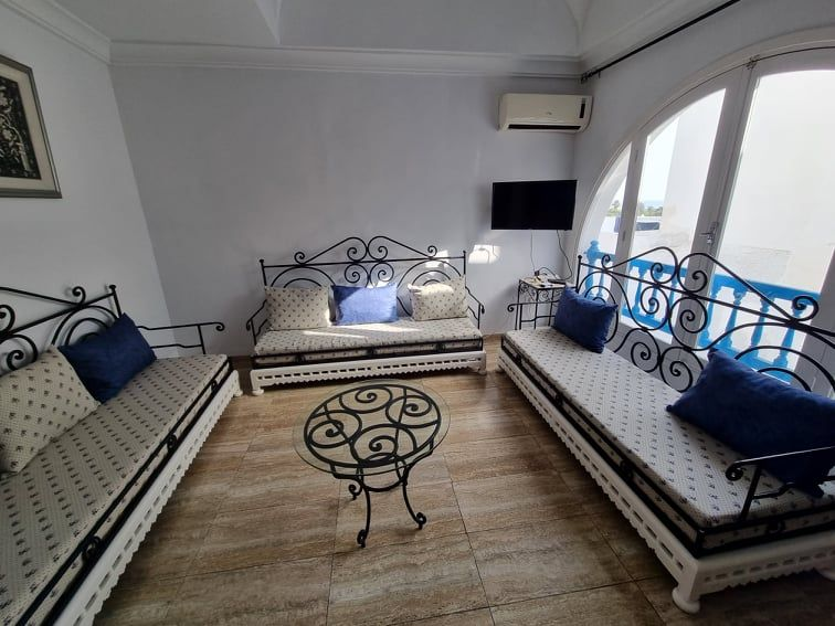 Appartement jamelréf:  corniche hammamet