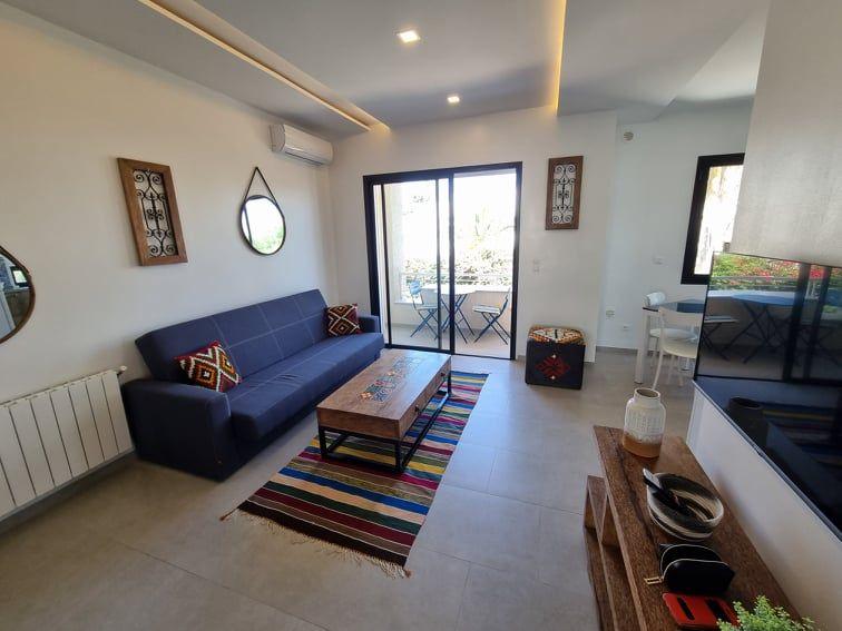 Appartement yousri 2réf:  pour location à l'année