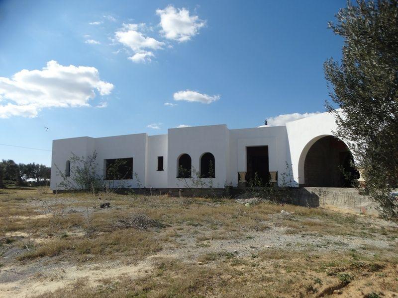 Villa tatiana réf:  vente villa hammamet