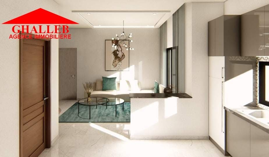 Un bel appartement en vente gh