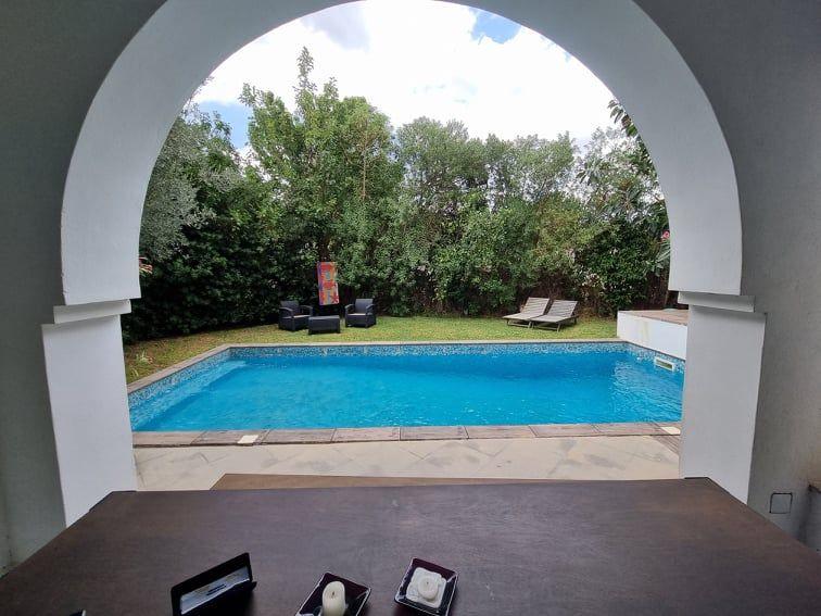 Villa alyaréf:  location avec piscine