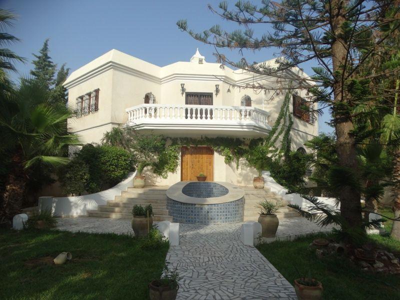 Villa haithem pour location annuelle hammamet location