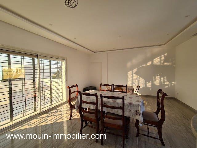 Appartement chourouk al à hammamet