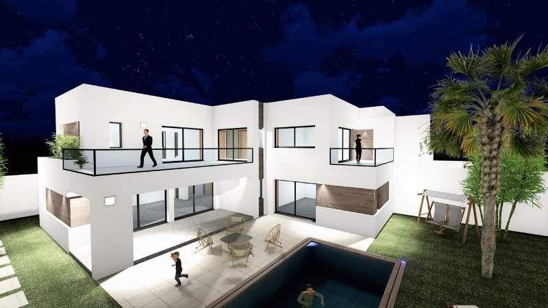 Villa afef réf:  une viilla avec piscine
