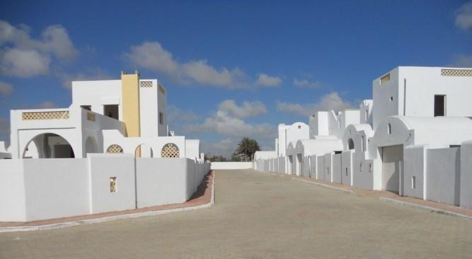 Maison vendre djerba tunisie villa chams vente maison for Architecture tunisienne maison