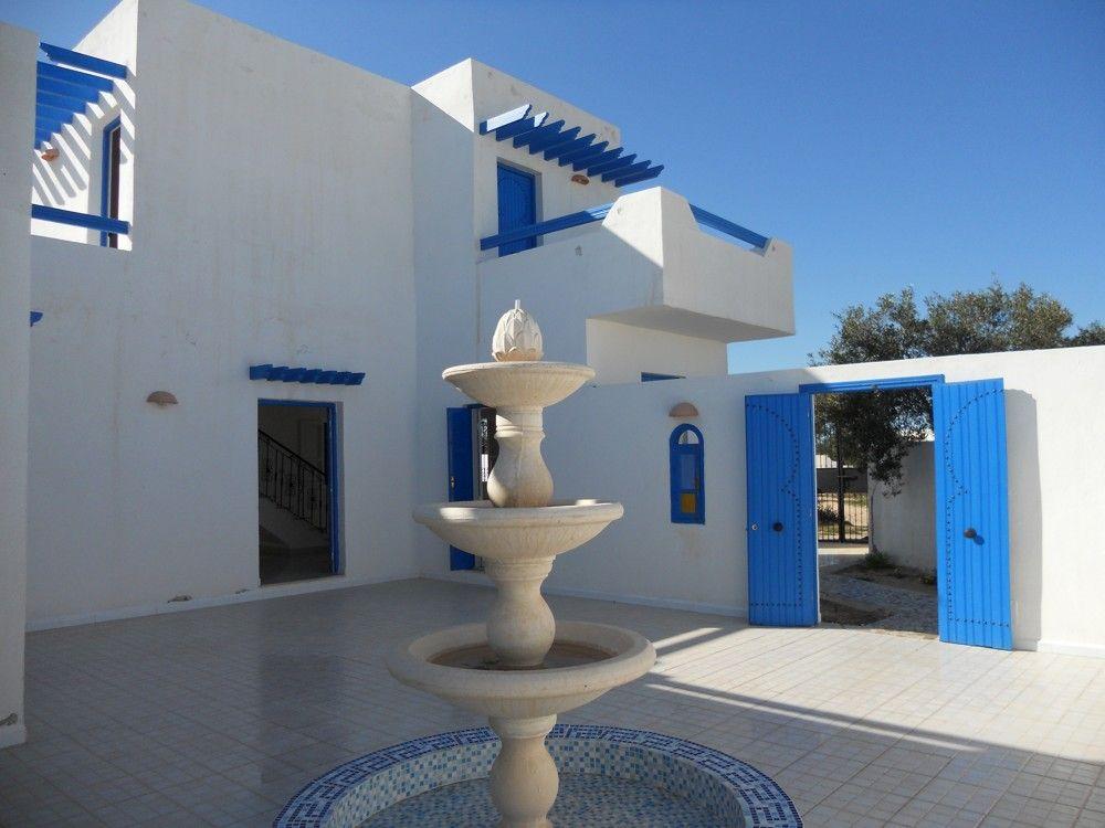 Maison vendre djerba tunisie el pharo vente maison for Annonce maison tunisie