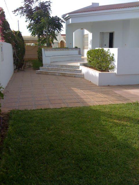 Chaffar plage vente maison chaffar plage immobilier for Jardin 2000 tunisie