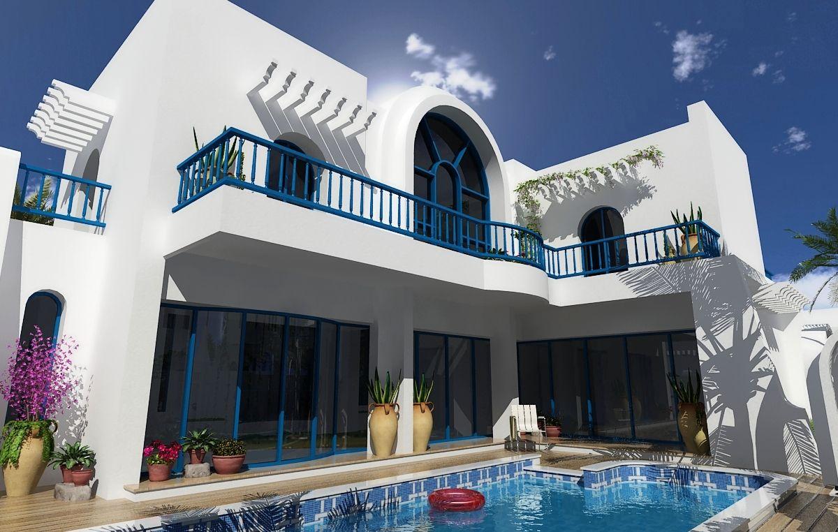 Immobilier de prestige tunisie for A vendre villa de luxe