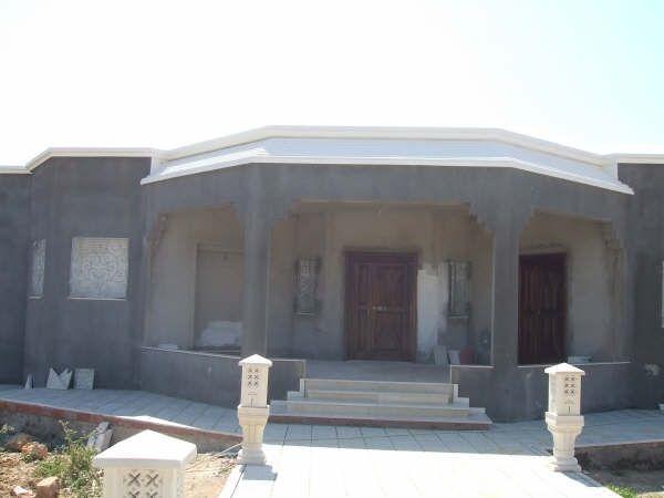 Villa neuve u00e1 hawaria (zone urbaine route tunis) - vente ...