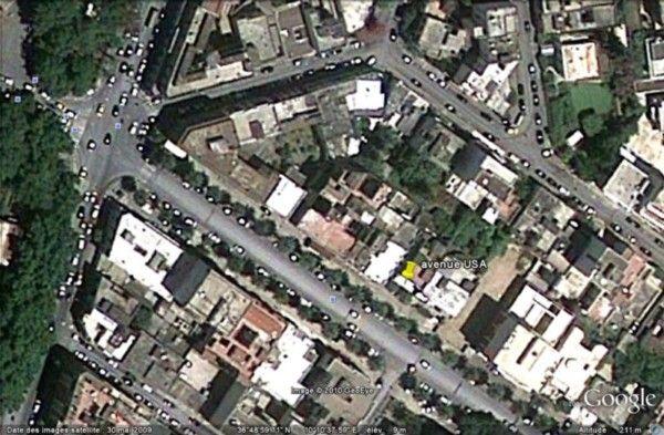 Terrain à vendre à tunis belvedère