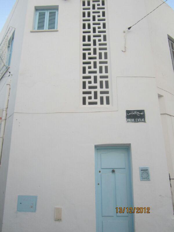 Vente maison a trocadero sousse