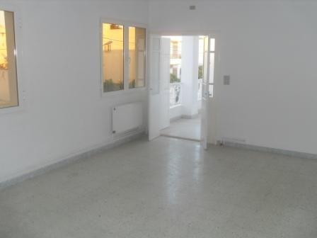 Joli etage d une villa à hammam sousse - location maison à hammam sousse