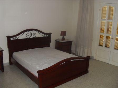 Joli etage d une villa bien situé - location maison à hammam sousse