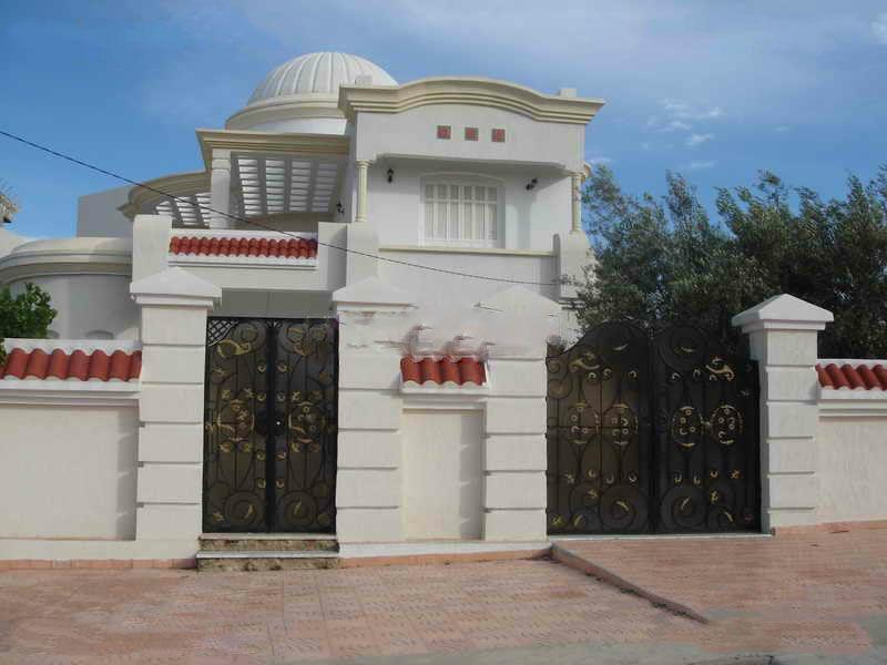 Villa luxueuse a vendre vente villa chatt meriem - Plan de maison luxueuse ...