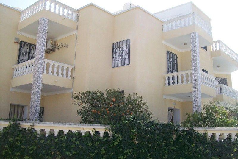 Av une belle villa nabeul vente villa hammamet - Belle maison en algerie ...