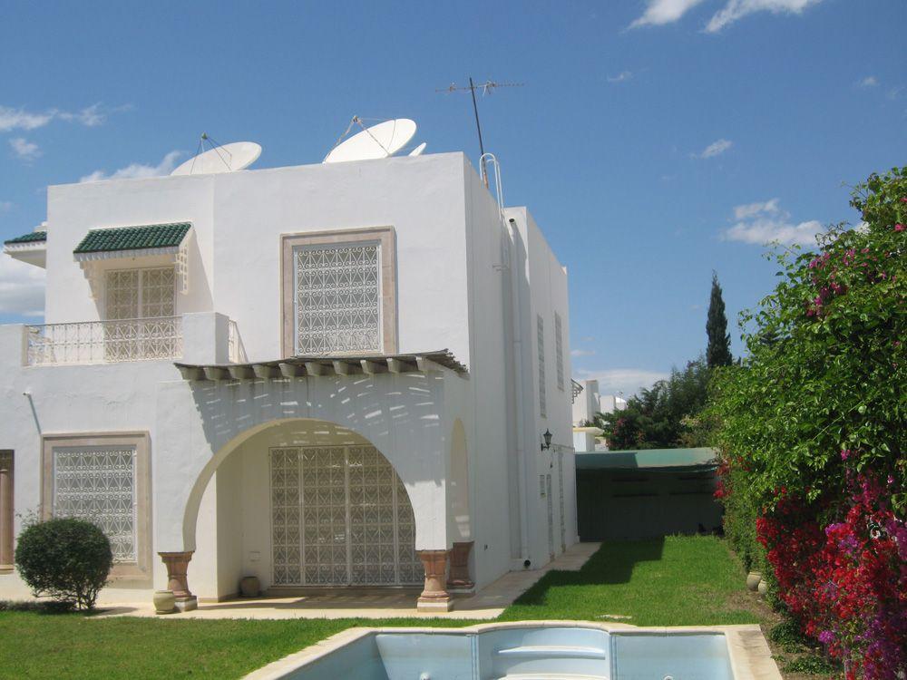 Vacances en famille villa avec piscine privative a - Location villa hammamet avec piscine ...