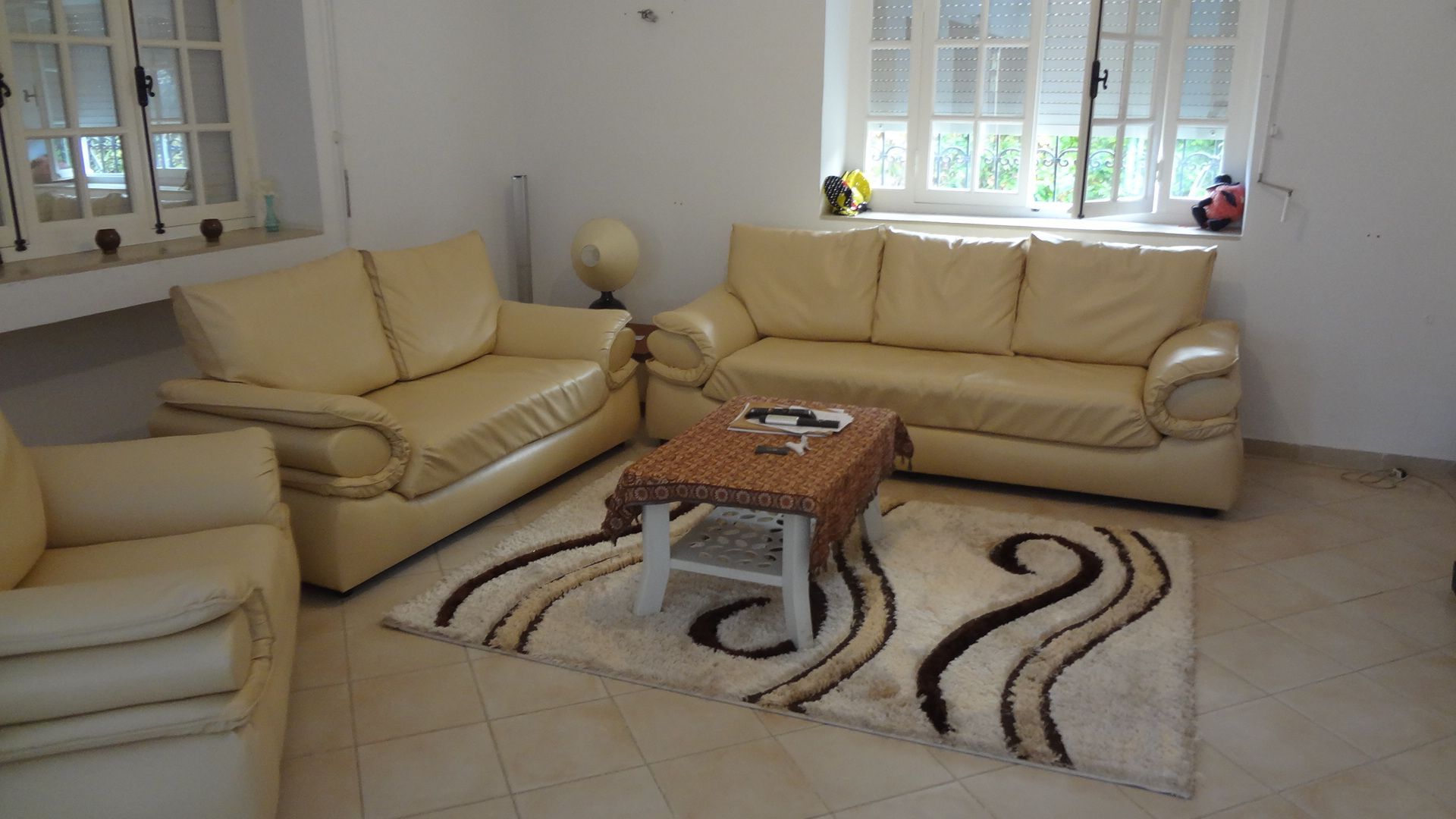 une belle maison meubl louer pour les tudiants sahloul location maison sahloul. Black Bedroom Furniture Sets. Home Design Ideas