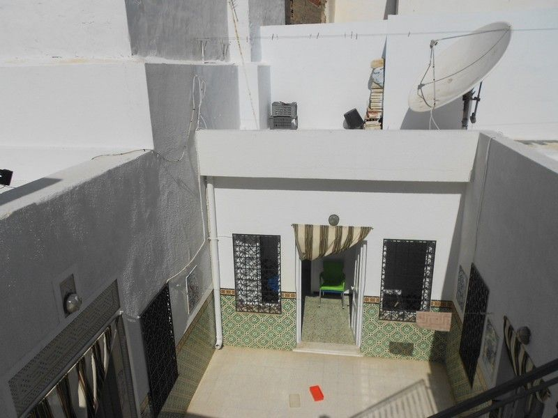 Maison arabe modernis e dans la medina de hammamet vente - A la maison en arabe ...