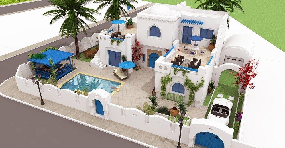 R Sidence Les Jardins De Jasmin Vente Appartement Djerba
