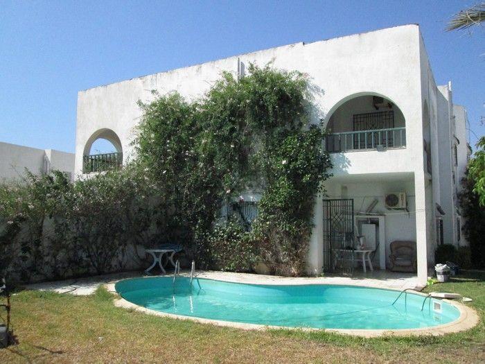 Location Villa Avec Piscine Tunisie Pas Cher