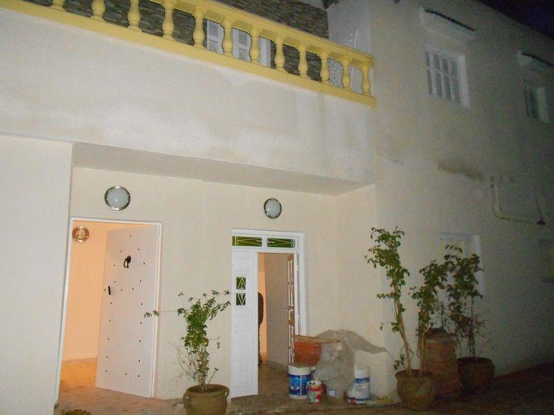 Av une trés belle maison dans la compagne de hammamet