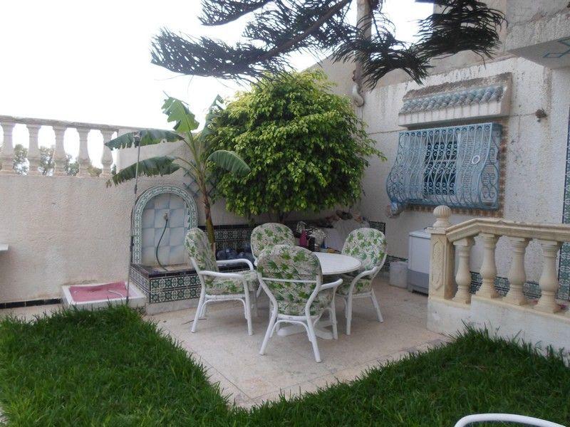 Av villa dans un quartier résidentiel à hammamet nord