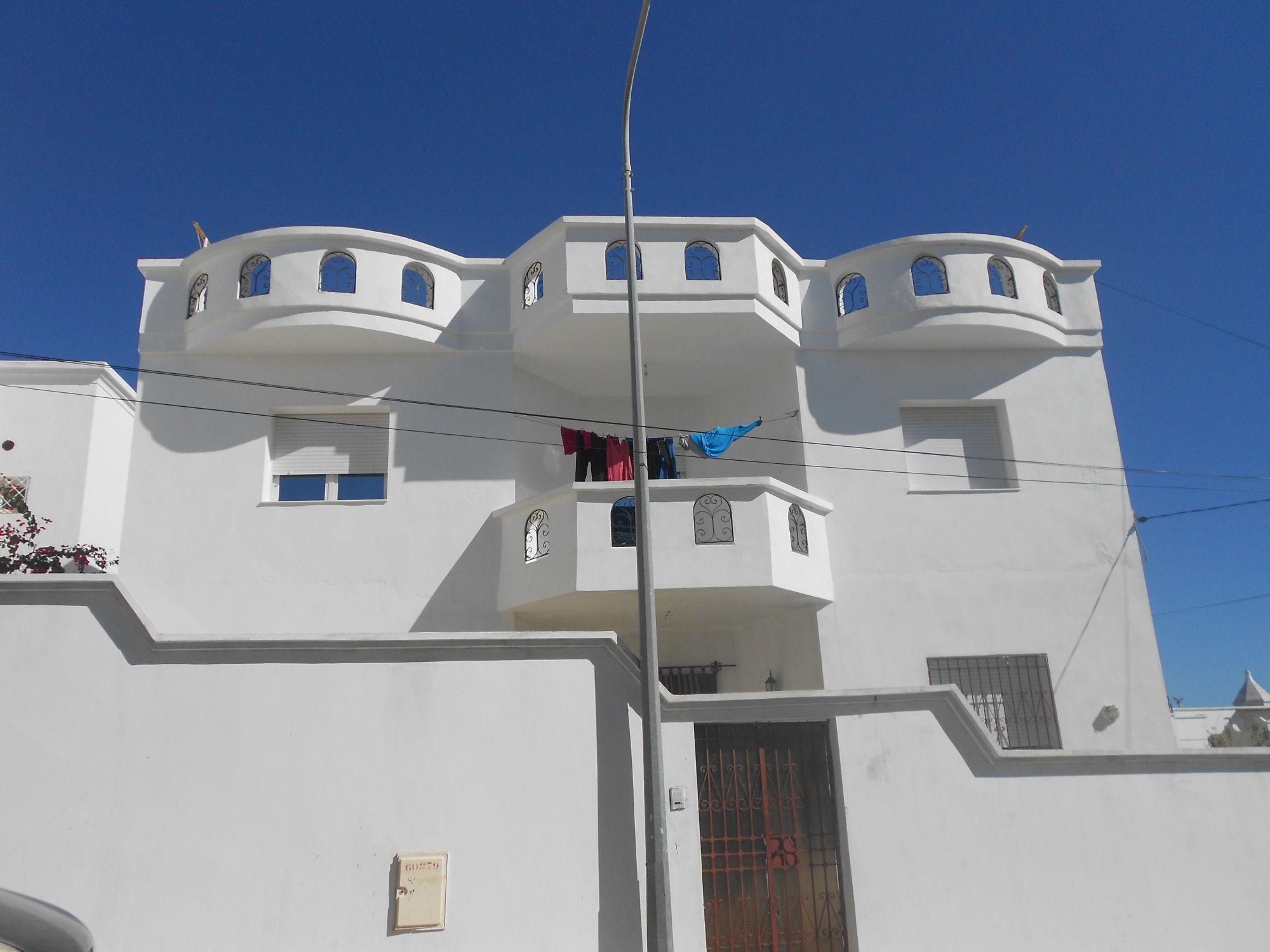 Av un magnifique appartement indépendant à hammamet