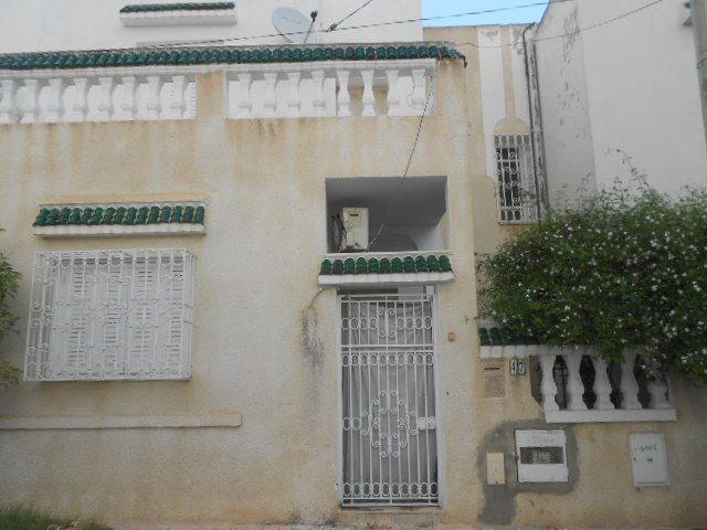 Avmagnifique duplex au 1ére arrondissement de hammamet