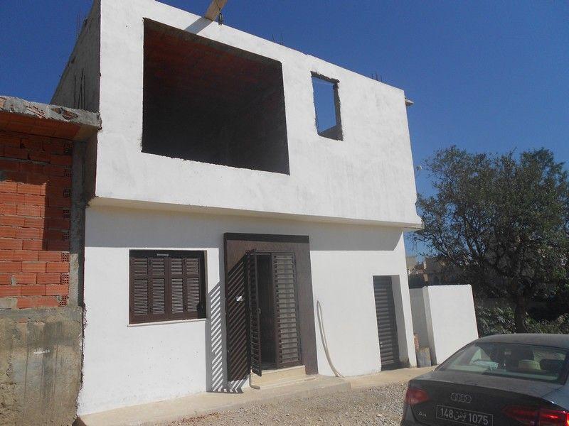 Av maison rc étage dans les alentours proche de hammamet